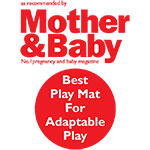 Mother and Baby Recommendation 2013 - Softly Snail Activity Playgym