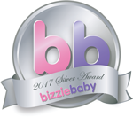 Bizzie Baby Silver Award 2017 Ride On Toy