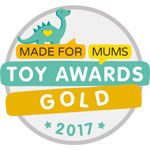 Made For Mums Toy Award - Best Activity Mat 2017