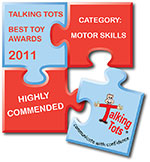 Talking Tots Commended 2011