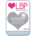 Loved by Parents Silver Award - Best Innovative Maternity Product