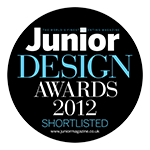 Junior Design Awards Shortlisted