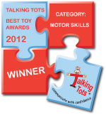 Talking Tots Award 2012