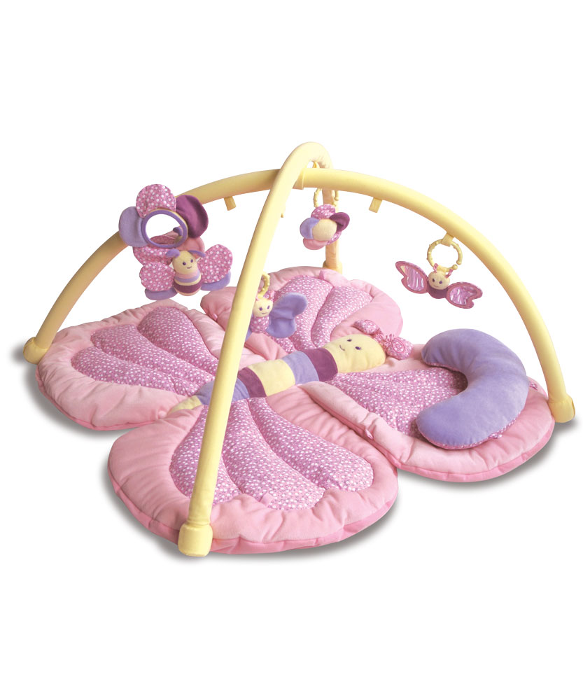 Billowy Butterfly Multi-Activity Playgym