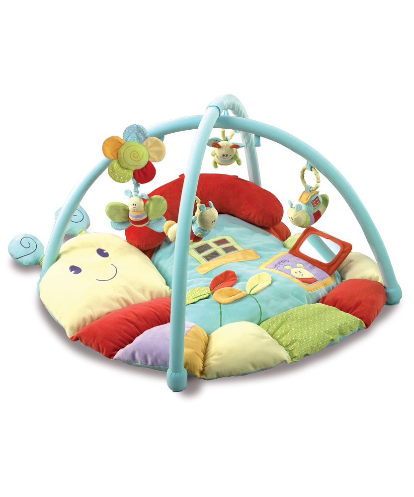Softly Snail Multi-Activity Playgym