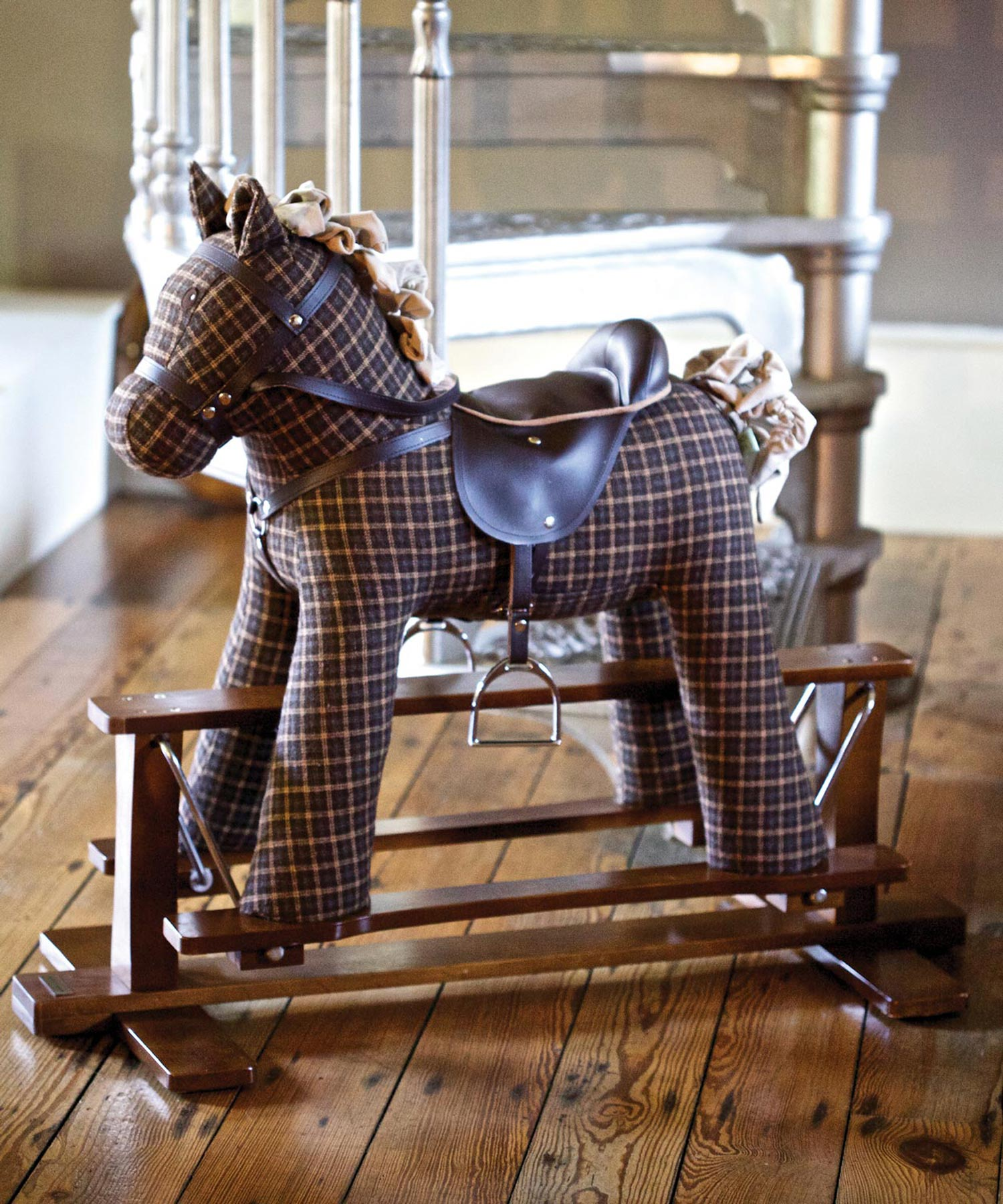 Tennyson Rocking Horse