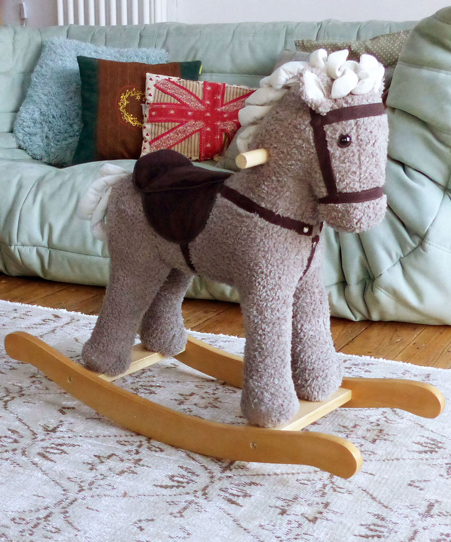 Bramble Rocking Horse